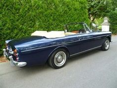 1965 BENTLEY S3 CONTINENTAL DROPHEAD by H.J.MULLINER, PARK WARD
