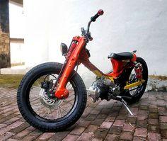 Honda Cub, Daritz Design , Indonesia