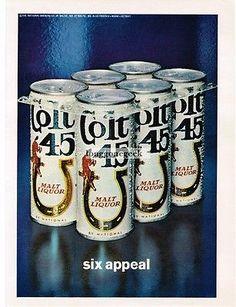 http://www.terapeak.com/worth/1970-colt-45-malt-liquor-beer-six-pack-six-appeal-vtg-print-ad/311522192642/