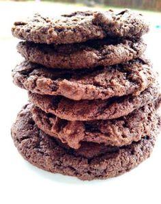 Easy Chocolate Yogurt Cookies Recipe