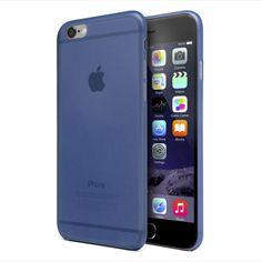 Funda super-slim azul iphone 6 plus