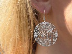City Earrings