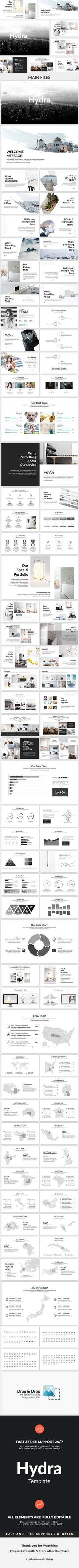 Hydra - Creative Powerpoint Template. Download here…