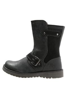 KIDDER HILL - Stivali alti - jet black - Zalando.it ee74d4a0b44