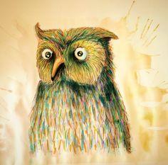 Owl, Bird, How To Make, Animals, Animaux, Animales, Owls, Birds, Animal