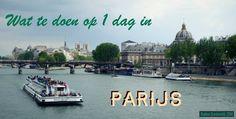Wat te doen op 1 dag in Parijs - It's Travel O'Clock