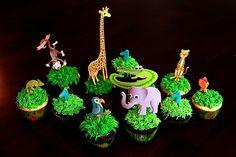 Cupcakes - Festas