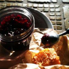 jam from frozen fruit  http://hitchhikingtoheaven.com/2012/03/making-jam-from-frozen-fruit.html