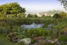 Trench Hill in Gloucestershire Approx 3 acres with panoramic views.  NGS garden you should visit!