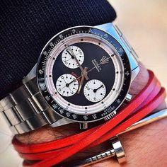 @YouCanNeverHaveEnough's perfect Vintage Paul Newman Rolex Daytona