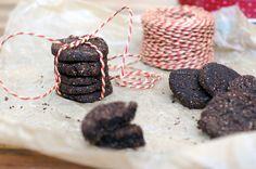 Paleo Schoko-Haselnuss-Kekse