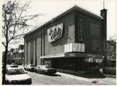 Du Midi, Cinema The Hague La Haye, Amsterdam, The Hague, Back In Time, Holland, Netherlands, Dutch, Cinema, Black And White