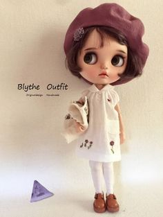 *Blythe outfit・パペット・洋服set * - ヤフオク!