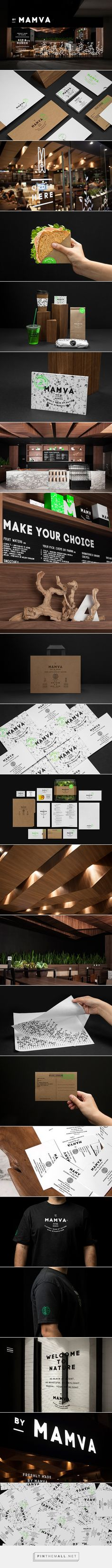 Mamva on Behance - created via http://pinthemall.net