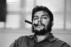 René Burri: Ernesto Che Guevara, La Habana, Cuba, 1963