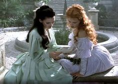 Lucy - Bram stoker's dracula But also Diana and Anne I'm Anne of green gables
