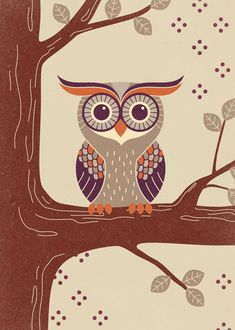 'Owl Thing' by Nayla Smith