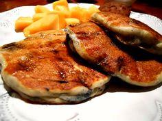 Peanut Butter Runner | Pancakes for Dinner | http://www.peanutbutterrunner.com...buttermilk pancakes