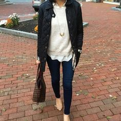 Image result for black and white burberry quilted coat