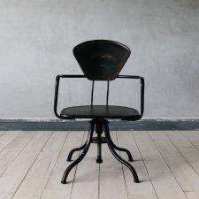 Madden Iron Chair