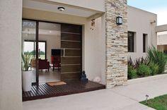 House Modern Exterior Dream Homes Interiors Ideas For 2019 Classic House Exterior, Modern Exterior, Bungalow Haus Design, Modern House Design, Contemporary Design, Style At Home, Wall Decor Design, House Entrance, Modern Entrance Door