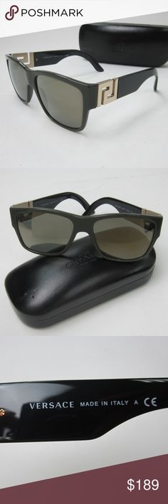 3355af558e44 Versace 4296 51934T Mens Sunglasses Italy OLE816