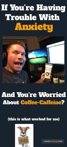 If Youre Suffering From Anxiety And Worried About Coffee  Caffeine (this is what worked for me) http://ift.tt/1RR5OaW Eliminate Anxiety Anxiety Relief