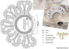 - Diversamente Crochet By MaryRose Crochet Jewelry Patterns, Crochet Stitches Patterns, Macrame Patterns, Doily Patterns, Crochet Accessories, Crochet Diagram, Crochet Motif, Crochet Doilies, Holiday Crochet