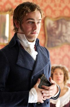 Mr. Bingley is not a particularly exciting or memorable character -- except when played by Tom Mison in the ridiculously fun LOST IN AUSTEN.