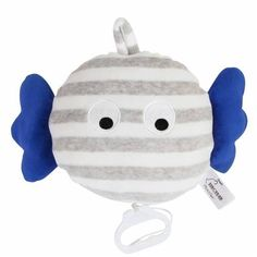Farg Form Music Toy Skummis Grey/White & Blue £24.50  Details: Music Toy which plays a classic, soothing lullaby. 80% Cotton, 20% Polyester. Hand wash only, do not tumble dry