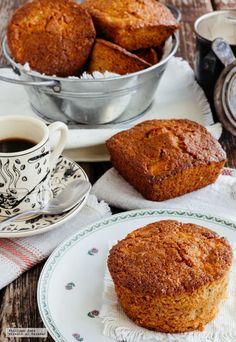 Low Calorie Desserts, Healthy Desserts, Apple Cake Recipes, Dessert Recipes, Brunch Recipes, Mug Cake Microwave, Healthy Sweet Snacks, Luxury Food, Pan Dulce