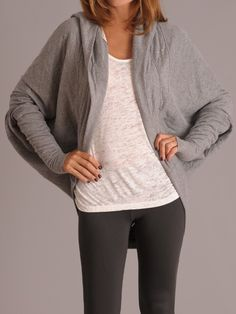 Combo Cardigan — Perfect Lounge around the house outfit!