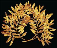 Венок принадлежал отцу Александра Македонского