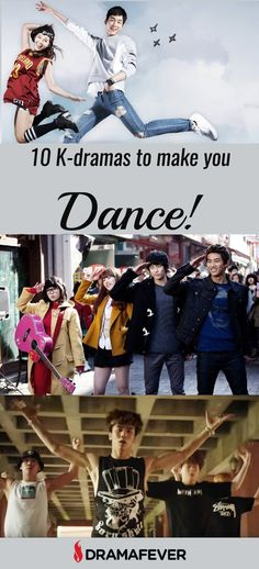 Do you dancing dramas put a smile on your face and help you feel like you can accomplish anything? Here are the top 10 K-dramas for when you just want something to get you into the dancing spirit!