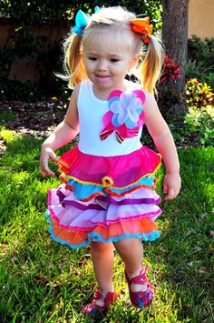 Cute and easy Easter dress