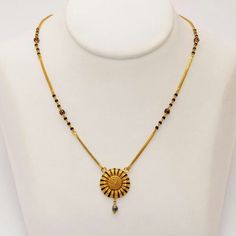 New age mangalsutra