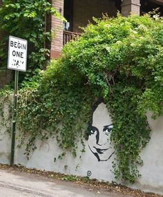 20 Examples of Creatively Placed Street Art - My Modern Metropolis