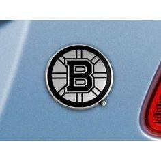 Boston Bruins Chrome Emblem from TailgateGiant.com