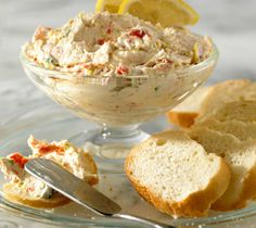 Thrifty Foods - Recipe - Smoked Salmon Artichoke Spread
