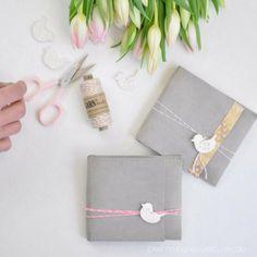 Kleine Briefumschläge aus SnapPap sind in 5 Minuten genäht. Die Anleitung findest du auf craftyneighboursclub.com