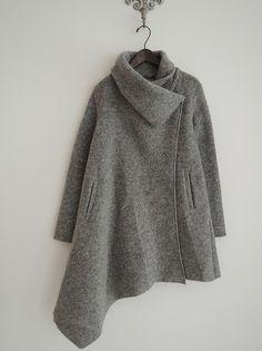InJapan.ru — ... mizuiro-ind * Шерсть... пальто * Шерсть... 0914 — просмотр лота