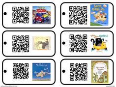 QR Code Scan and View of read aloud picture books Kindergarten Listening Center, Listening Station, Listening Centers, Kindergarten Literacy, Preschool, Reading Stations, Reading Centers, Reading Workshop, Free Qr Code
