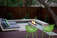 live eat relax and play in the back yard - contemporary - spaces - austin - austin outdoor design