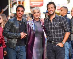 Luke Bryan Jokes That Katy Perry Gets 'Hangry' During <em>American Idol</em>: She 'Keeps Snacks Stashed'