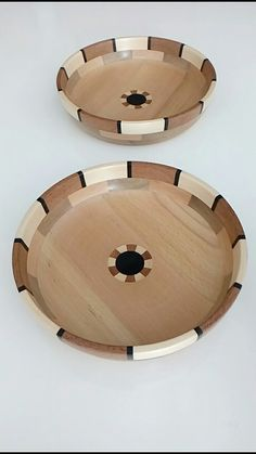 Lathe Projects, Wood Turning Projects, Woodworking Projects, Wood Turned Bowls, Wood Bowls, Bowl Turning, Woodworking Inspiration, Wood Creations, Wood Lathe