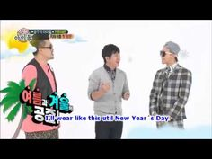 "[ENG SUB] 131204 G-DRAGON on Weekly Idol part1 - OMG ""How have you been"" ""Did you miss me?"" 13:40-13:45 I would have killed to have been in shoes!!! I would have a heart attack!! hahahahah"