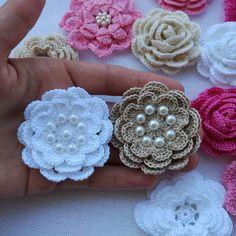 Watch The Video Splendid Crochet a Puff Flower Ideas. Phenomenal Crochet a Puff Flower Ideas. Crochet Puff Flower, Crochet Flower Patterns, Crochet Flowers, Crochet Dolls, Knit Crochet, Crochet Baby, Flower Video, Crochet Projects, Crochet Earrings