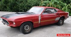 1969 Ford Mustang Mach 1 #ford #mustang #forsale #unitedstates