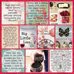 I've got lots of LO's to share today, so let's kick it off with one about my #biglittlelies obsession! I journaled about the book and movie, and I had extra space, so I added in some quotes too.I should do these kinds of pages more often, they're really fun :) Credits: July's Ruby Page Kit by #AimeeHarrison . . . . . . #scrapbook #scrapbooking #scrapbooklayout #scrap #digitalscrapbooking #digiscrap #digitalart #artstagram #memorykeeping #memorykeeper #happyscrapping #hclappyscraps…
