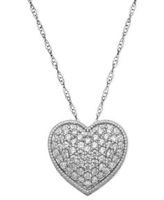 885605026903 Charles Winston S Silver Cubic Zirconia Mom and Baby Fish Pend 18 ...